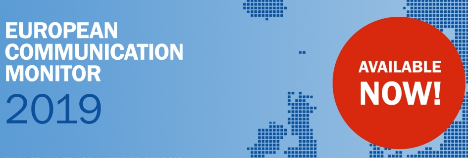 EUROPEAN COMMUNICATION MONITOR 2019 LAUNCHED