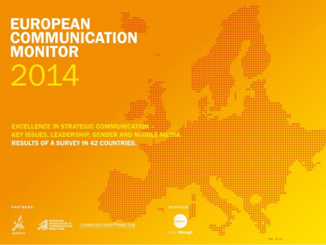 Survey: European Communication Monitor 2014