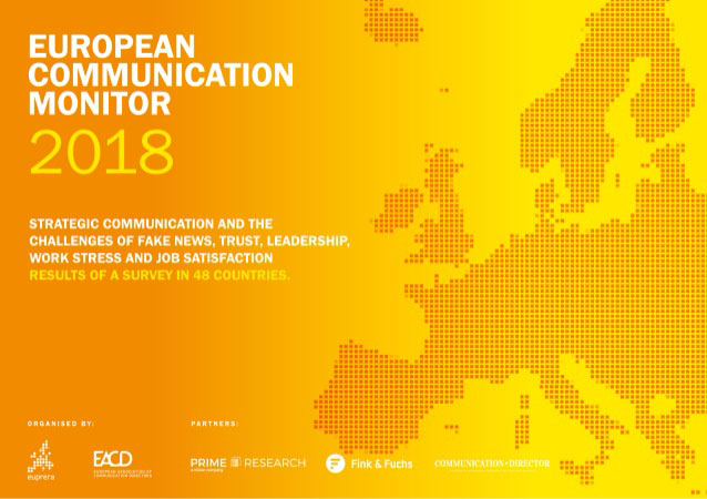 European Communication Monitor 2018