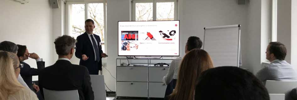 Interactive Meeting On Future Proof Your Brand With Nicolas Ziegler Of ABB