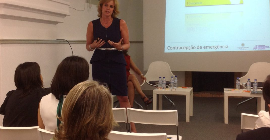 EACD Coaching Day in Lisbon, Portugal July 4th 2013