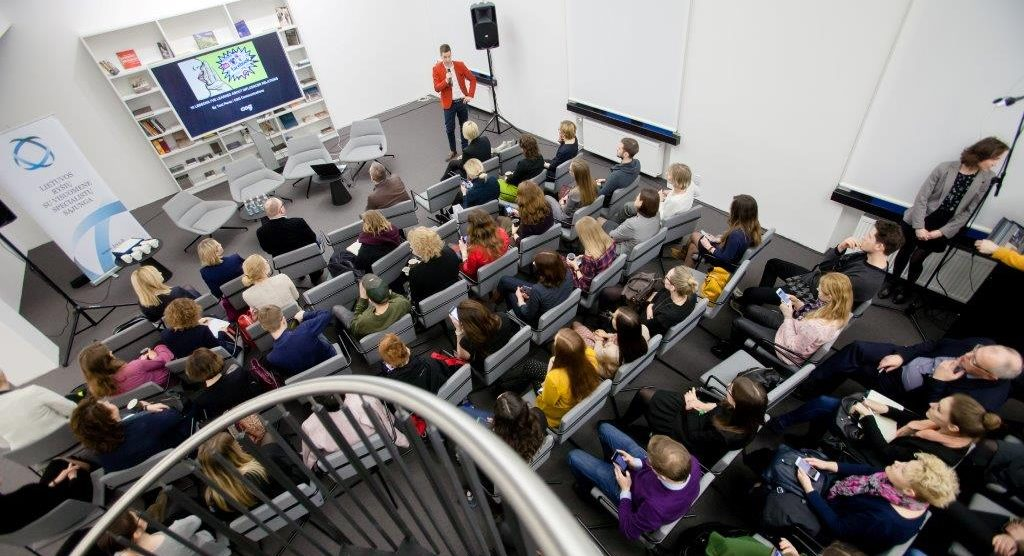 Regional Event in Vilnius: Social Media Influencers. Do we use them in a proper way?