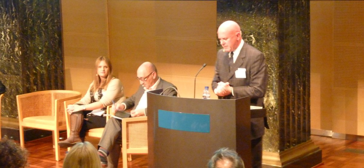 The 2014 EACD Forum – Panel Discussion: Shaping The Future Of PR