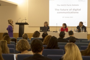 The Future Of Digital Communications: The Paris Debate