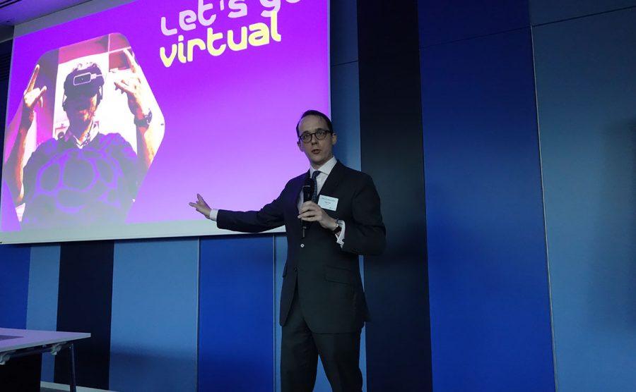The Munich Debate: AI + VR + PR