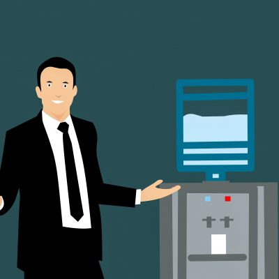 Digital water cooler moments: countering remote working isolation