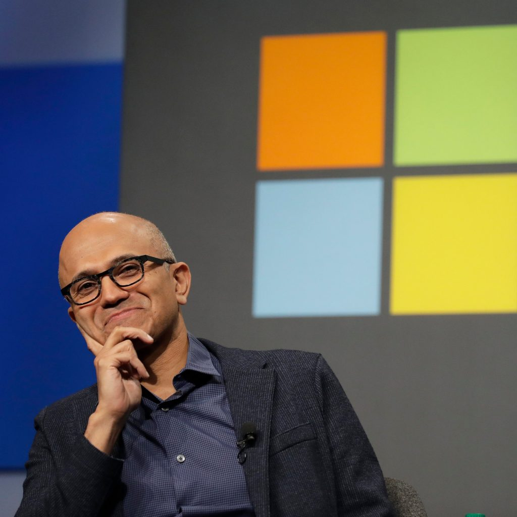 Microsoft on their strategic transformation and the power of leadership and communication