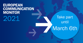 European Communication Monitor 2021 survey launched