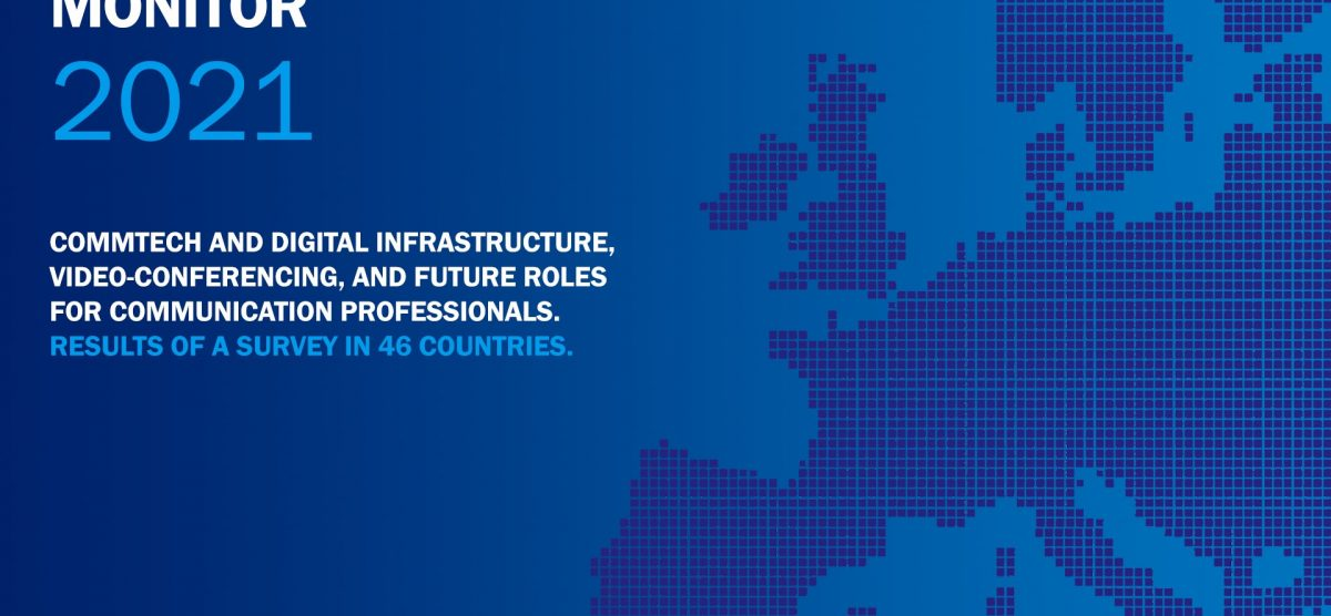 Launch of the European Communications Monitor 2021 results