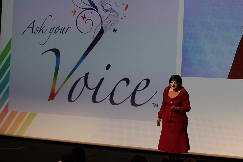 How integrating your voice & your persona can impact your delivery